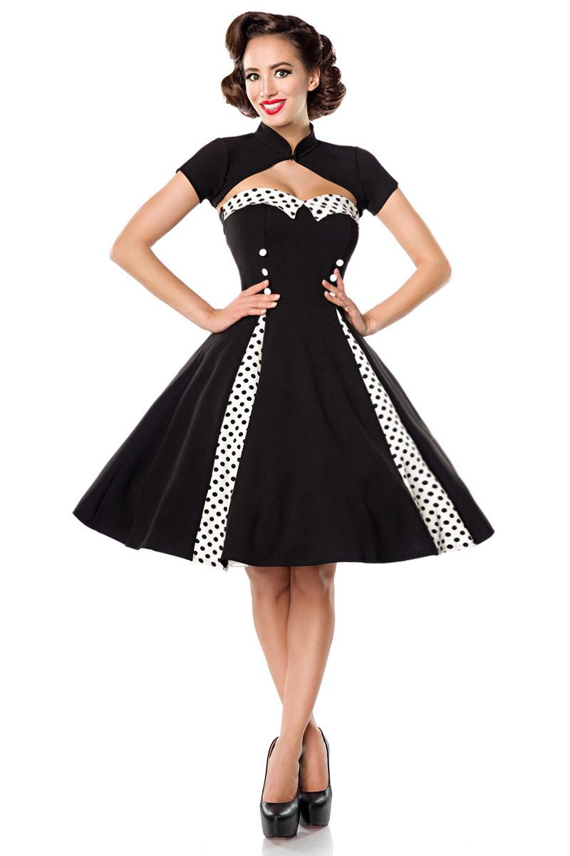 50'S Rockabilly vintage dress, polkadot vintage dresses ...