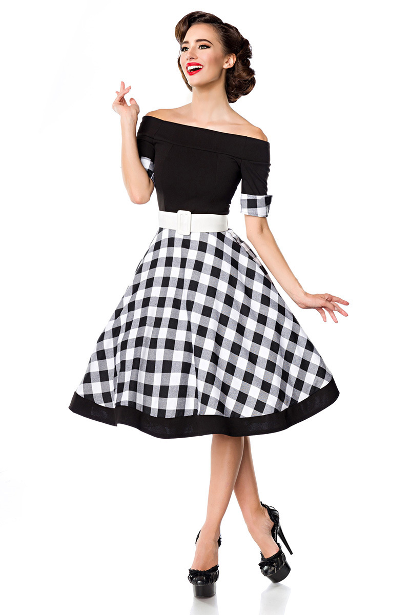 Fashion week Style retro clothing for women for girls