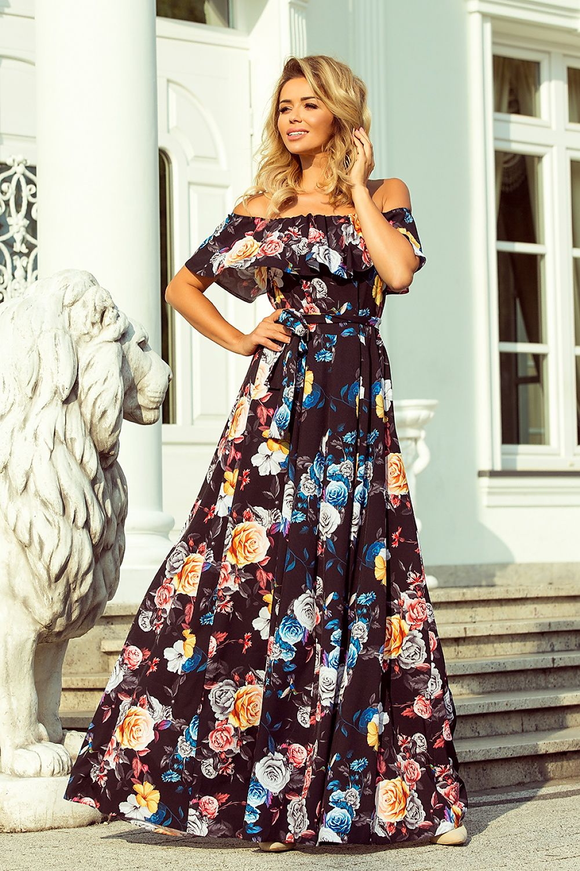 6f93faa2f77 Maxi dresses, summer dresses, long dress, dress with open shoulders ...