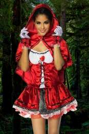 Sexy Little Red Ridding Hood
