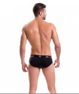Heren brief van B-ONE Classic zwart