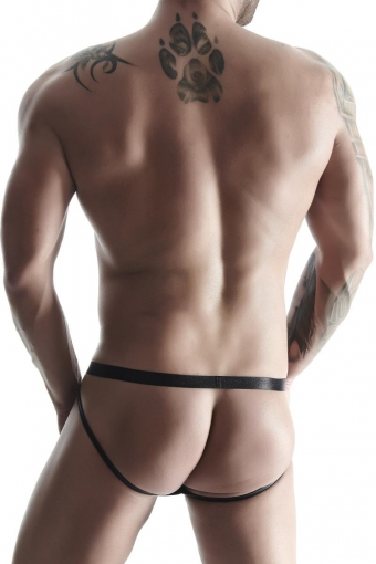 Heren sexy wetlook jockstrap van RFP