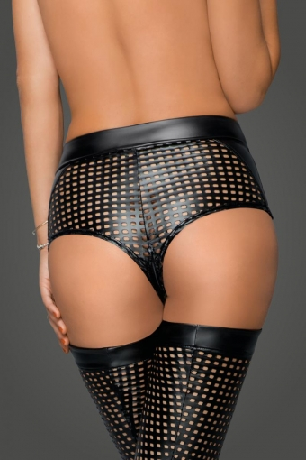 Miss behaved lasercut hotpants