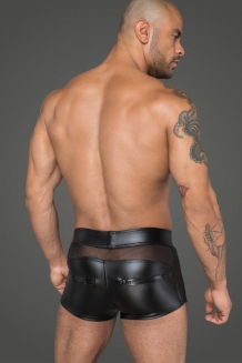 Rebellious heren power wetlook short